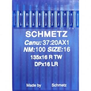 Набор игл Schmetz DP x 16 LR № 100