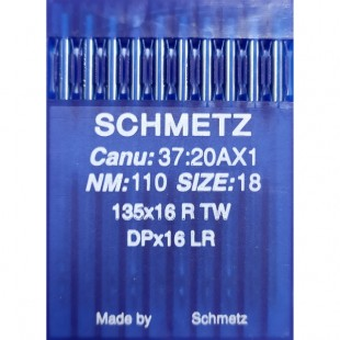 Набор игл Schmetz DP x 16 LR № 110