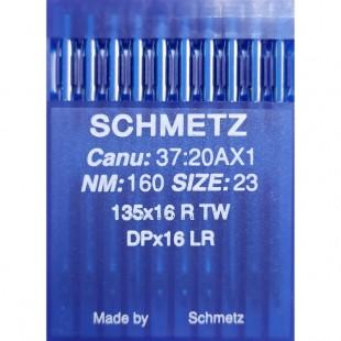 Набор игл Schmetz DP x 16 LR № 160