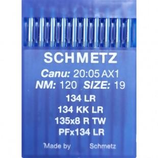 Набор игл Schmetz PF x 134 LR № 120