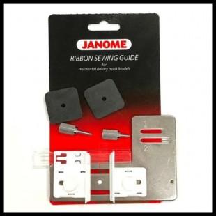 Пластина для декорирования ленты Janome 200-444-408