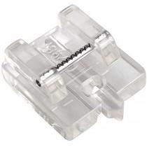 Лапка для потайной молнии пластиковая Pfaff 820474096
