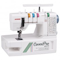 Розпошивальна машина Janome CoverPro 8800 CPX