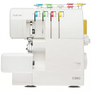 Оверлок iSew G980
