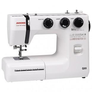 Швейная машина Janome Q33