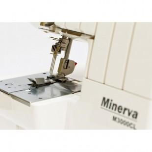 Коверлок Minerva M3000CL