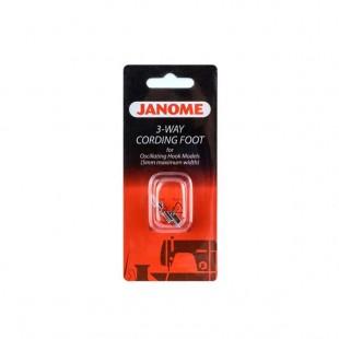 Лапка для настрачивания декоративного шнура Janome 200-126-009