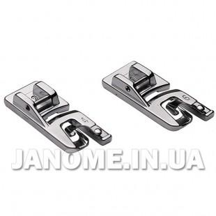 Комплект лапок для подрубки (на 4 і 6 мм) Janome 200-326-001