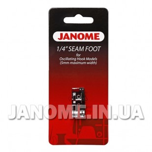 Лапка  для отстрочки от края 1/4'' Janome 200-330-008