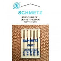 Набір голок Schmetz Jersey №70-90