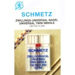 Игла двойная Schmetz Universal №90/3,0