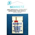 Голка подвійна Schmetz Universal №100/6,0