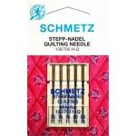 Набор игл Schmetz Quilting №75-90