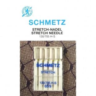 Набор игл Schmetz Stretch №65