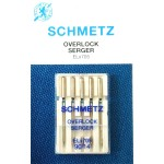 Набор игл Schmetz Overlok №90