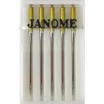 Набор игл Janome №90
