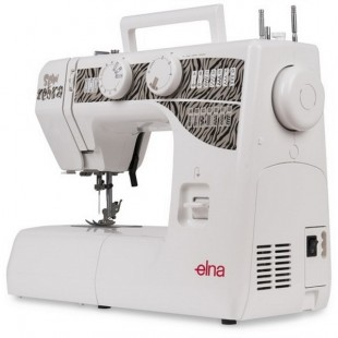 Швейная машина Elna 1000 Sew Zebra