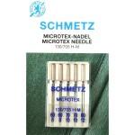 Набор игл Schmetz Microtex №60-80
