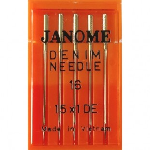 Набір голок Janome Denim