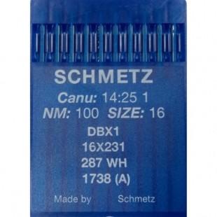 Набір голок Schmetz DB x 1 № 100