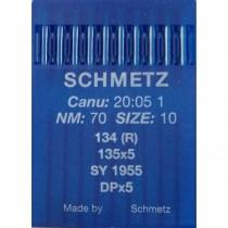 Набір голок Schmetz DP x 5 № 70