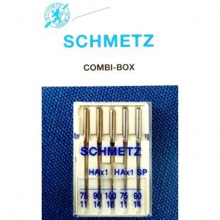 Набір голок Schmetz Combi V8S