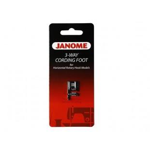 Лапка для настрочування декоративного шнура Janome 200-345-006