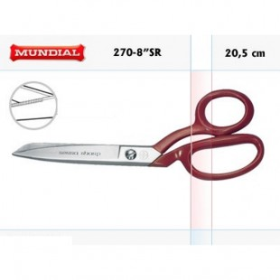 """Ножницы Mundial 270-8"""" SR промышленные кованые"""