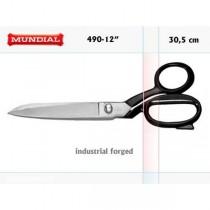 Ножницы Mundial 490-12 промышленные кованые