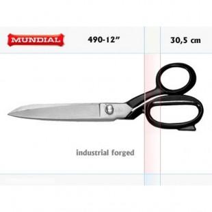 """Ножницы Mundial 490-12"""" промышленные кованые"""