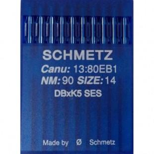 Набір голок Schmetz DB x K5 № 90 SES