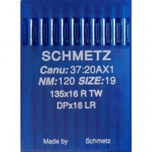 Набір голок Schmetz DP x 16 LR № 120