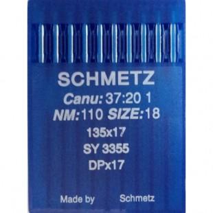 Набор игл Schmetz DP x 17 № 110