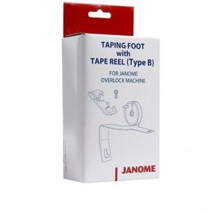 Лапка для тасьми з пристроєм для розмотування JANOME 200-204-208