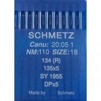 Набір голок Schmetz DP x 5 № 110