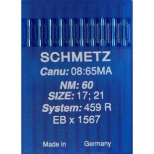 Набор игл Schmetz 459 R № 60