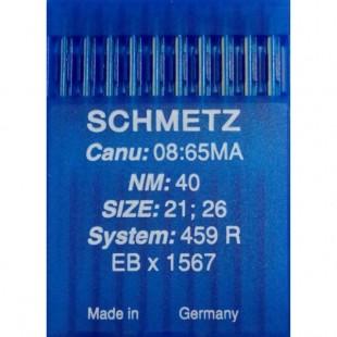 Набір голок Schmetz 459 R № 40