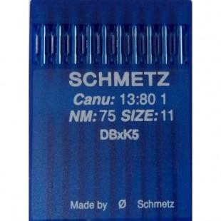 Набір голок Schmetz DB x K5 № 75