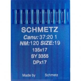 Набор игл Schmetz DP x 17 № 120