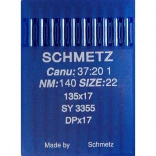 Набор игл Schmetz DP x 17 № 140
