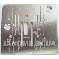 Голкова пластина Janome