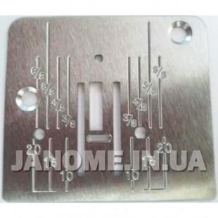 Игольная пластина Janome