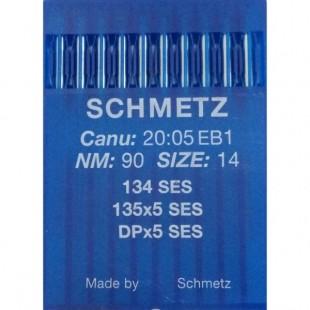 Набір голок Schmetz DP x 5 № 90 SES