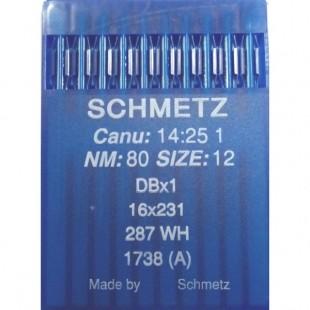 Набір голок Schmetz DB x 1 № 80