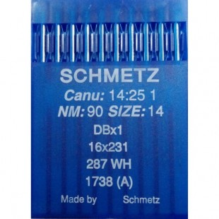 Набор игл Schmetz DB x 1 № 90