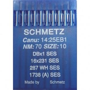 Набор игл Schmetz DB x 1 № 70 SES