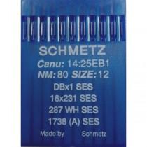 Набір голок Schmetz DB x 1 № 80 SES