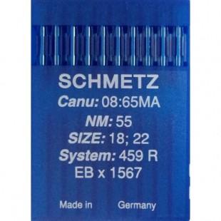 Набір голок Schmetz 459 R № 55