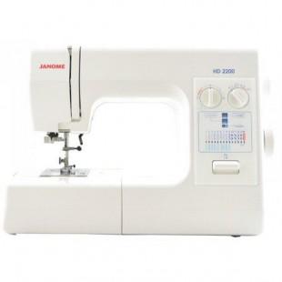 Швейна машина Janome Heavy Duty 2200