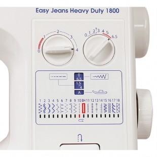 Швейна машина Janome Heavy Duty 1800